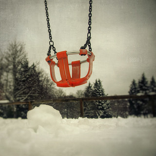 Of Snow and Swings.....