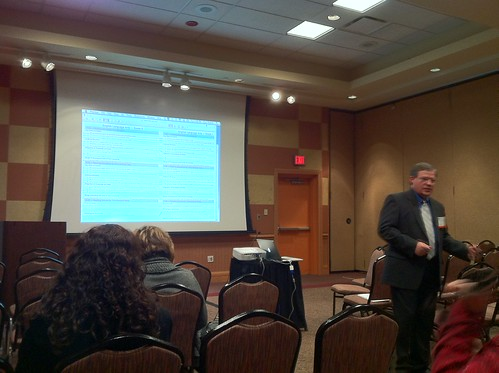 Gary Sacket at #otaem12
