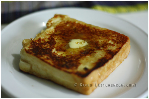 Cheese French Toast