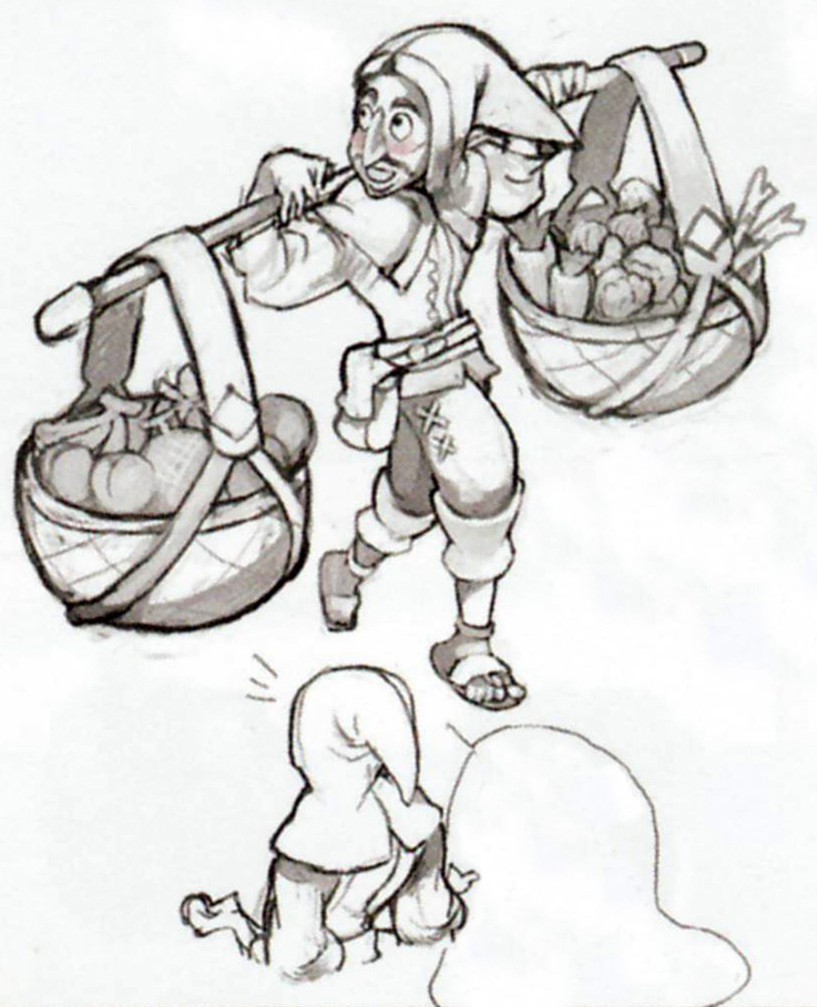 SS Vegetable Vendor