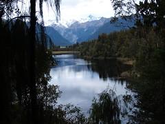 Day 11 - Mt Tasman, Mt Cook, Lk Matheson