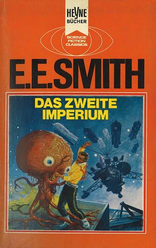 E.E. Smith / Das zweite Imperium