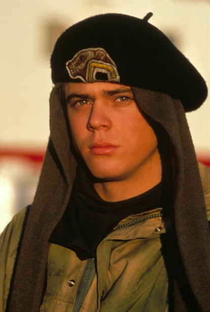 for C  Thomas Howell to  C Thomas Howell Red Dawn