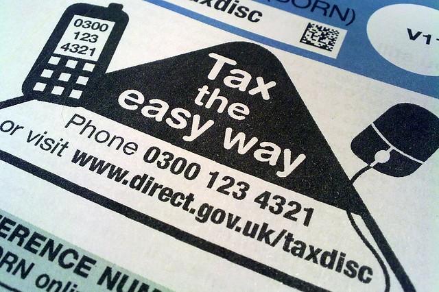 Diesel Car Tax London