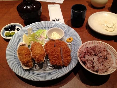 酥炸廣島鮮牡蠣