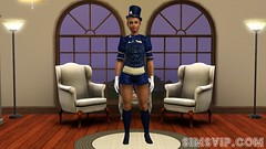 Magician Career Outfit (Level 5 and 6) Female
