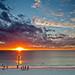Pylon silhouette by Daniel Beresford