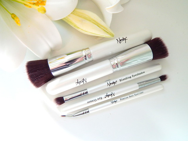 Nanshy Face and Eye Brushes