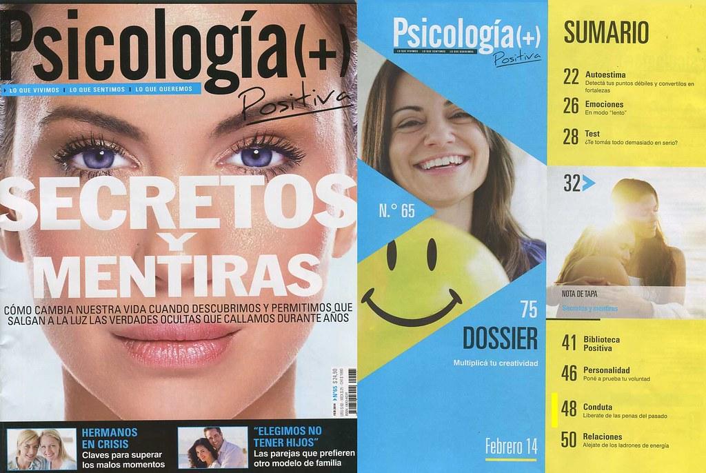 Revista Psicología Positiva Febrero 2014 (1)