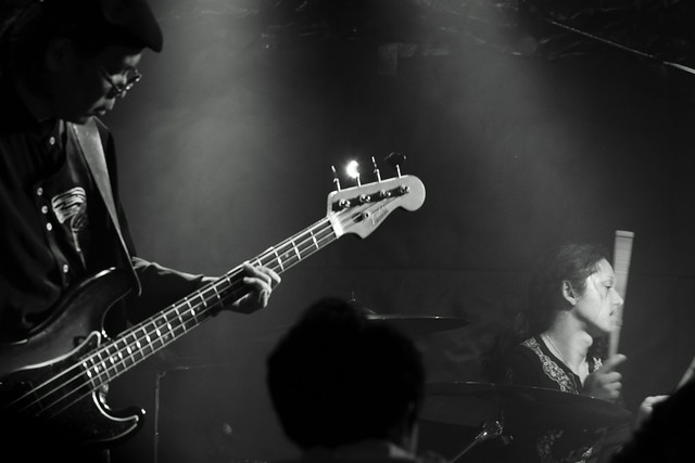 ROUGH JUSTICE live at Outbreak, Tokyo, 16 Apr 2014. 206