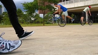 Nokia Lumia 1020 and flatland  BMX !