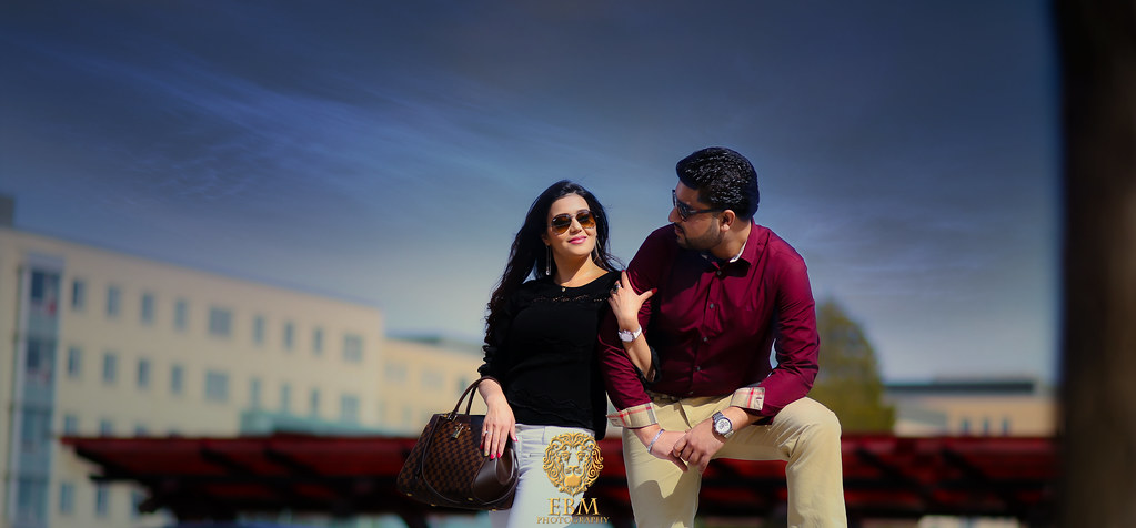 Saima & Salman by EBM Photography