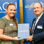 ACUscholarship2016-187 Rachael Brandt and Dr Michael Carroll