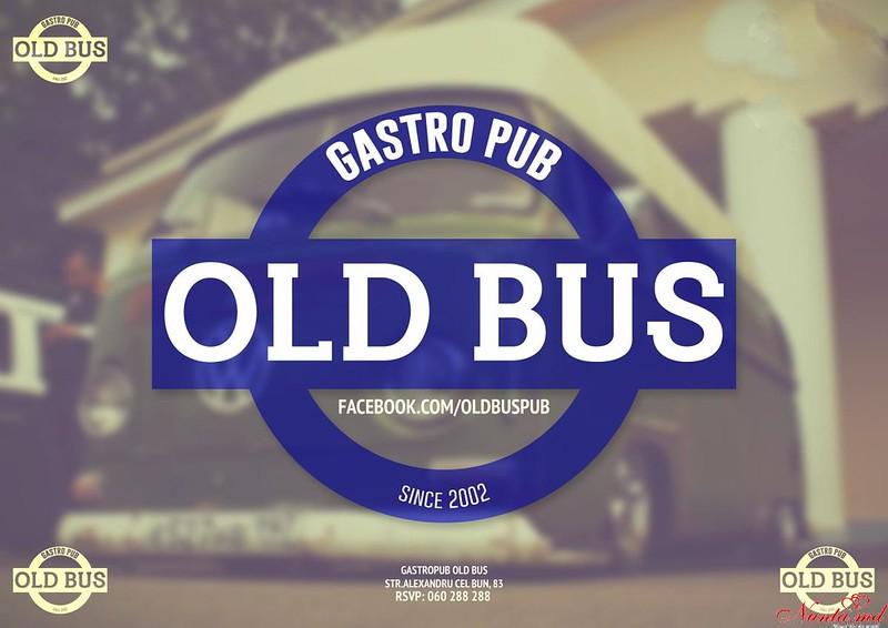 OLD BUS PUB - ВЕЧЕРИНКИ, БАНКЕТЫ, ФУРШЕТЫ  в центре города по самым лучшим ценам!!!