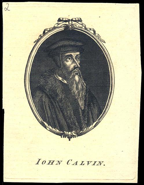 Iohn Calvin