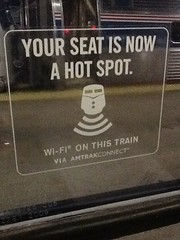 Amtrak Wifi