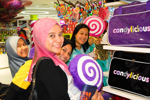 Candylicious @ KLCC