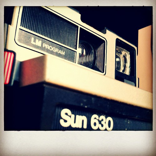Polaroid Sun 630
