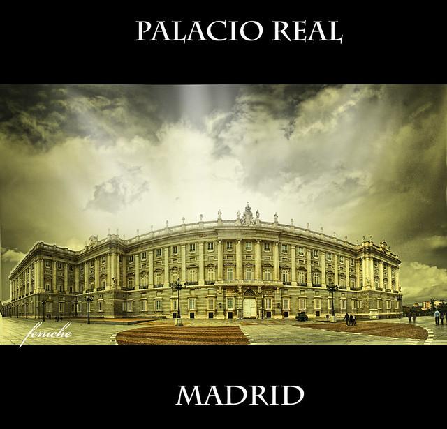 PALACIO REAL 2   PANORAMICA