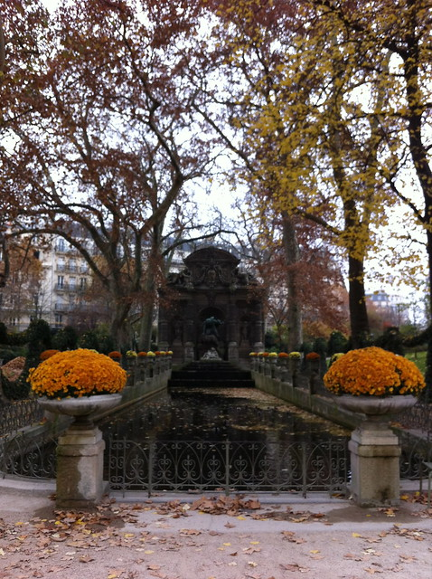 Luxembourg Fountain