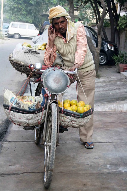 Photo Essay – Street Vendors, Around Town