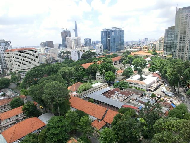 ソフィテル サイゴン プラザ(Sofitel Saigon Plaza)のプー