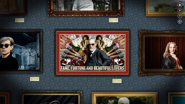 Freud on Fame