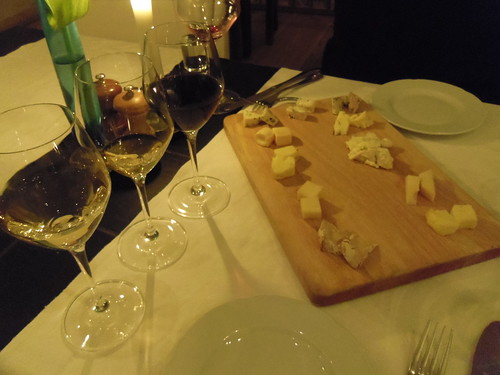 Krebse Gaarden Cheese plate