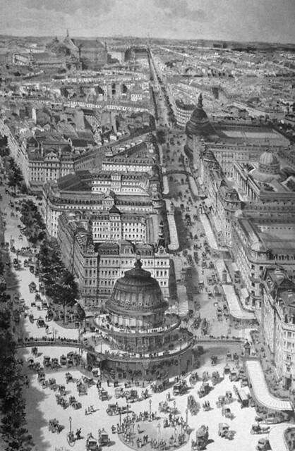 Boulevard Haussmann Paris Hotels