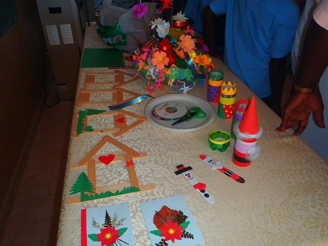 christmas arts and crafts  Flickr - Photo Sharing!
