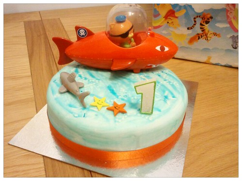 Easy Octonauts Birthday Cake Ideas