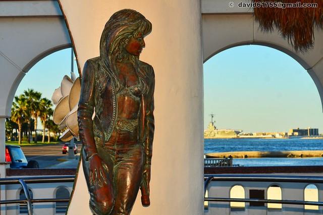 Selena Memorial At Corpus Christi Texas Flickr Photo Sharing