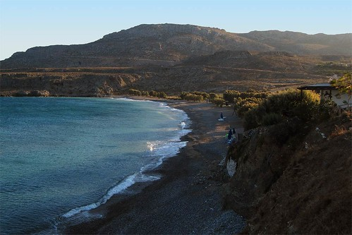 Strand von Kato Zakros