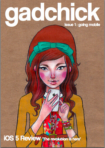 gadchick issue one