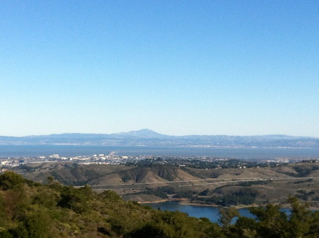 Mt.Diablo/South Bay/Crystal Springs Reservoir