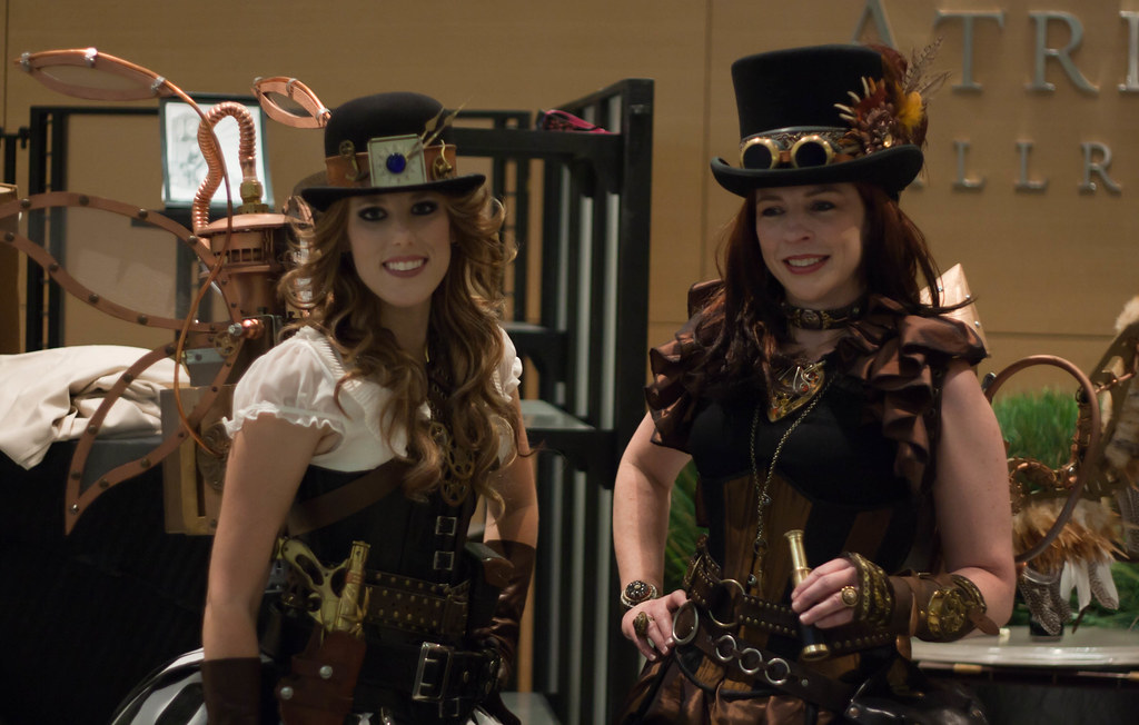 Steampunk fairies?