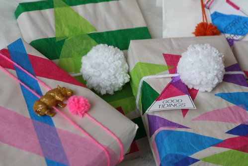 tissue paper wrapping - 11