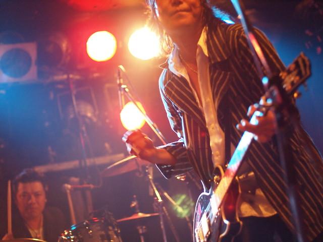The StarrBootleggerz live at ShowBoat, Tokyo, 03 Dec 2011. 380