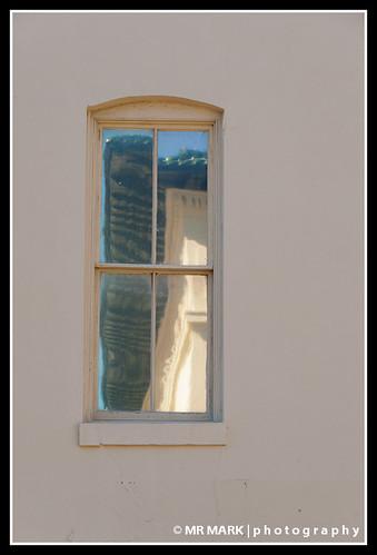 old city reflection beach window sunrise town downtown florida wells historic fl fernandina shimmer ameliaisland