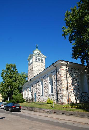church finland tammisaari spottinghistorycom