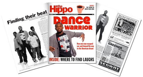 Deo Mwano: Hippo Article & Cover