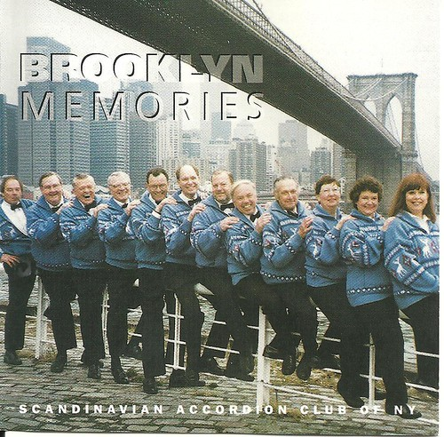 S.A.C. of NY 'Brooklyn Memories' CD (1998)