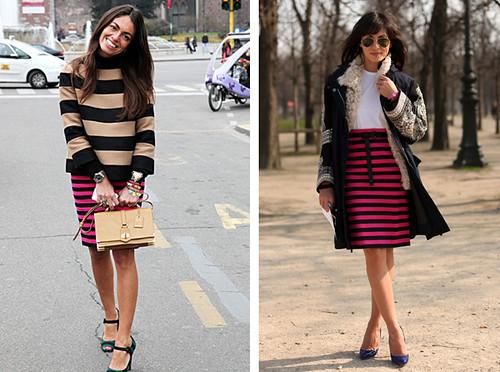 prada skirt 1