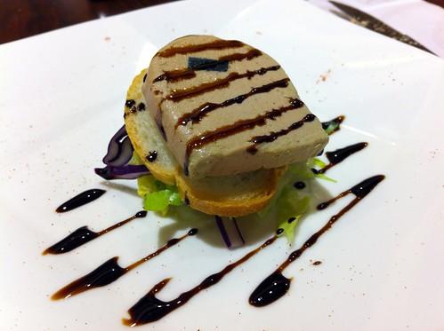 法式鵝肝醬 Goose Liver Mousse