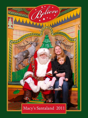 Not so sure about Santa.