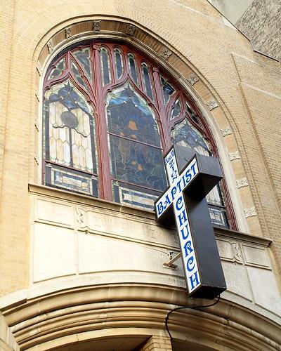 New Mount Zion Baptist Church, Harlem, New York City