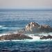 Sea Lion Rocks off Pt. Lobos by Ron Rothbart