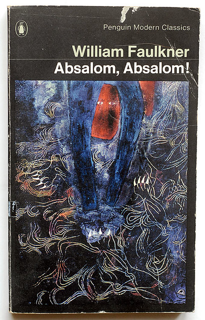an analysis of the setting of the book absalom absalom by william faulkner