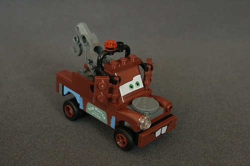 8638 Spy Jet Escape Mater