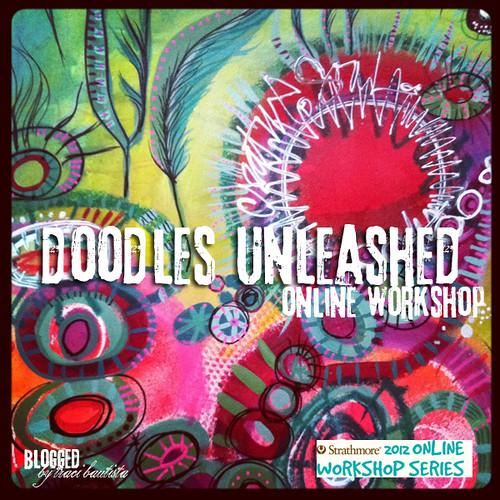 doodles unleashed online workshop by traci bautista